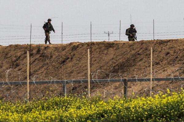 加沙好戰分子射火箭挑釁 以色列戰車回擊