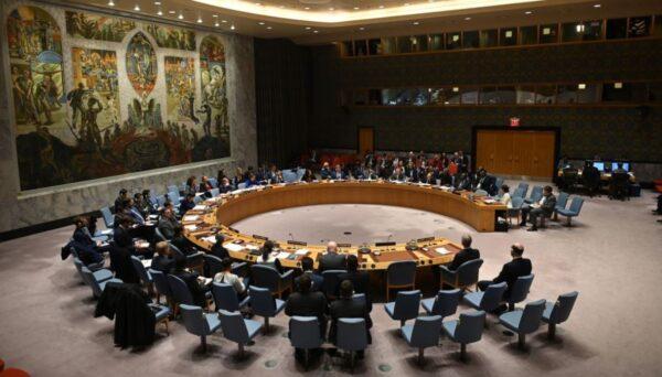 周曉輝: 北京對聯合國提四點建議 世界哂笑