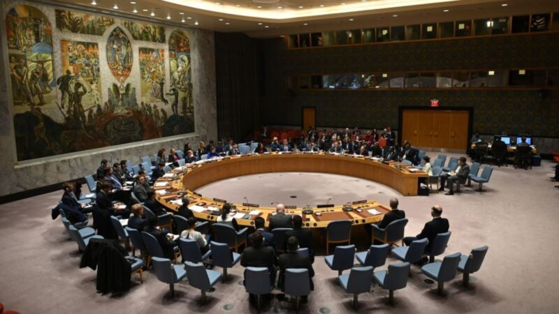 """美中""""交战""""聚焦WHO 联合国停火抗疫决议难产"""