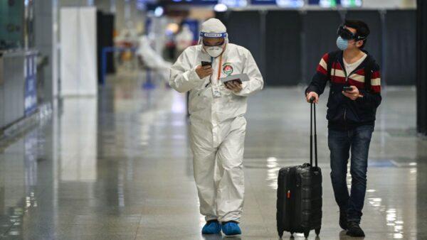 意大利归国留学生确诊 护照签证及行李被销毁