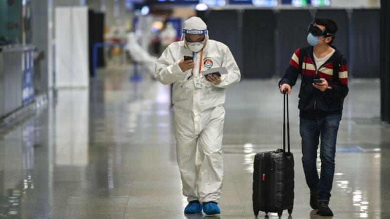 意大利歸國留學生確診 護照簽證及行李被銷毀
