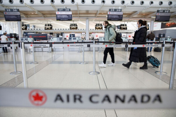航業史最黑暗期 加拿大航空裁減60%人力