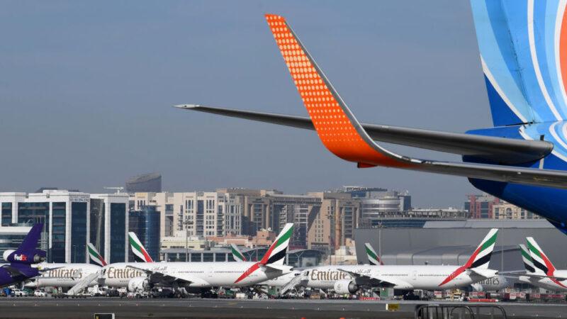 中共病毒衝擊航空業 傳阿聯酋航空將裁員3萬人