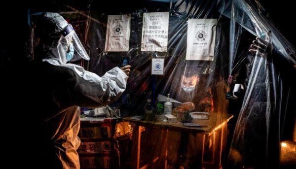 内部文件频曝光 牡丹江疫情突加剧有医院将被接管