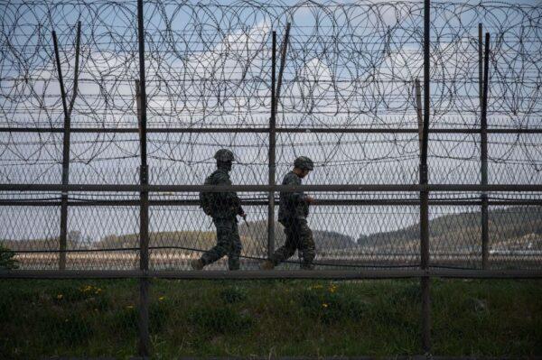 金正恩刚公开露面 韩朝边界即传枪响