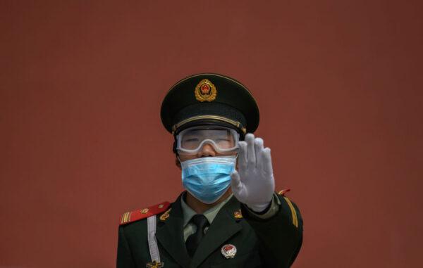"""""""五眼""""情报联盟档案 揭示中共如何掩盖中共病毒"""