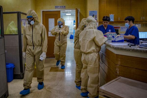 遏止中共肺炎疫情 菲律賓暫停客用航班出入境