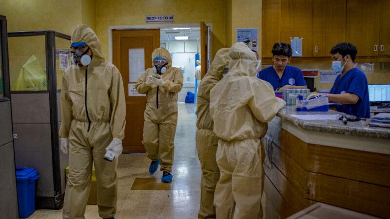 遏止中共肺炎疫情 菲律宾暂停客用航班出入境