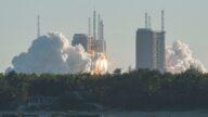 中國長征5號傳出失控危機 21噸火箭恐砸住宅區