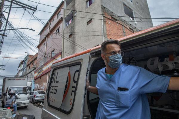 巴西中共肺炎逾15万例 科学家:实际染疫数恐高出15倍