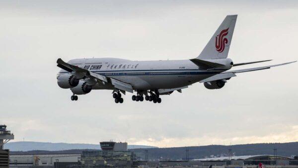 美頒禁飛令 中共即鬆口:美航班可復飛中國