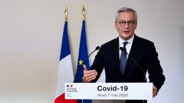法國4500億歐元救助 日本解除緊急狀態
