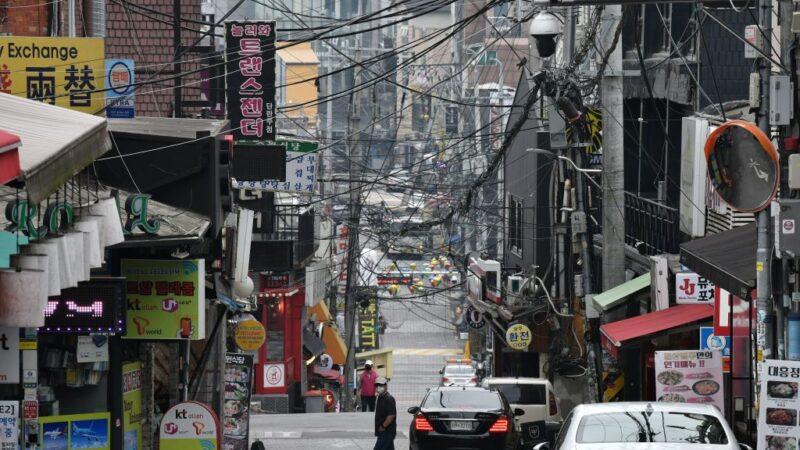 光顧梨泰院中共肺炎案例 從首爾蔓延到濟州島