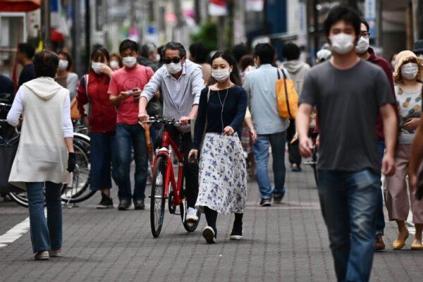 日本解封延至月底 东京医院床位近饱和