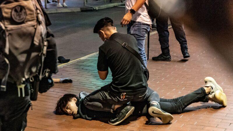 分析:港警变本加厉 恐激发更猛烈抗争风暴