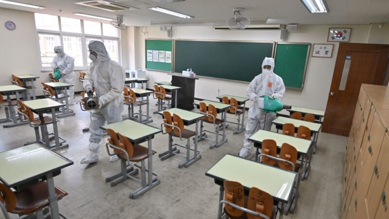 韓國梨泰院感染至少102例 續追蹤萬人受檢