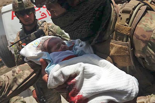 阿富汗一日3袭击 酿至少44死包括产妇新生儿(视频)