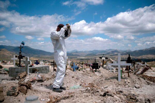 墨西哥新增死亡353人 醫院滿床患者被拒門外