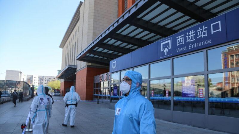 傳吉林465醫院清空接收重癥 大劇院改方艙(視頻)