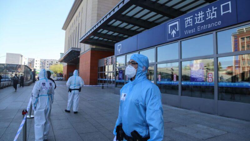中共病毒疫情蔓延 吉林又封一城