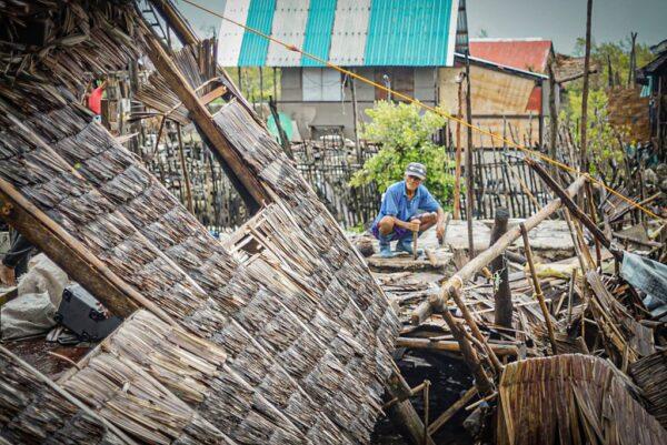 百事娱乐:中共病毒籠罩東南亞 颱風肆虐菲律賓