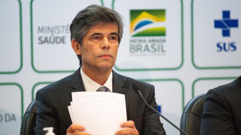 中共病毒 巴西累計21萬例 新任衛生部長下台