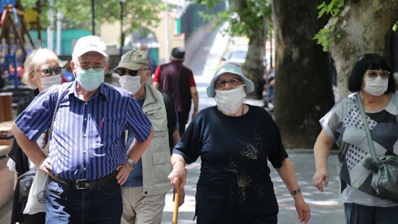 中共肺炎 土耳其單日低於千例 土航延長停飛