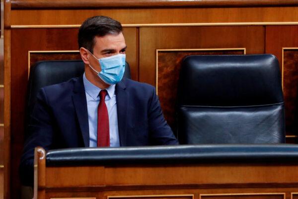 持续抗疫 西班牙第5度延长紧急状态