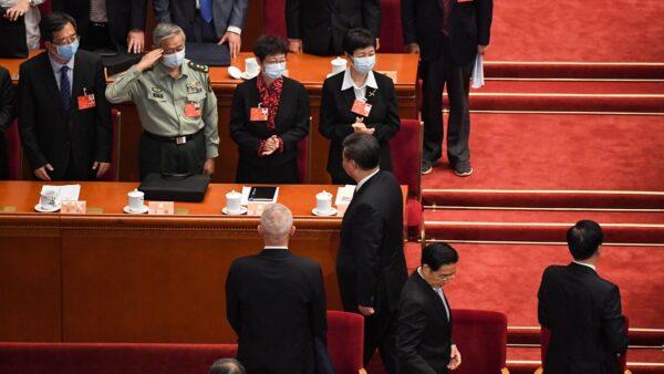 鄭中原:北京暗無天日 中南海折騰 反習聲驚魂