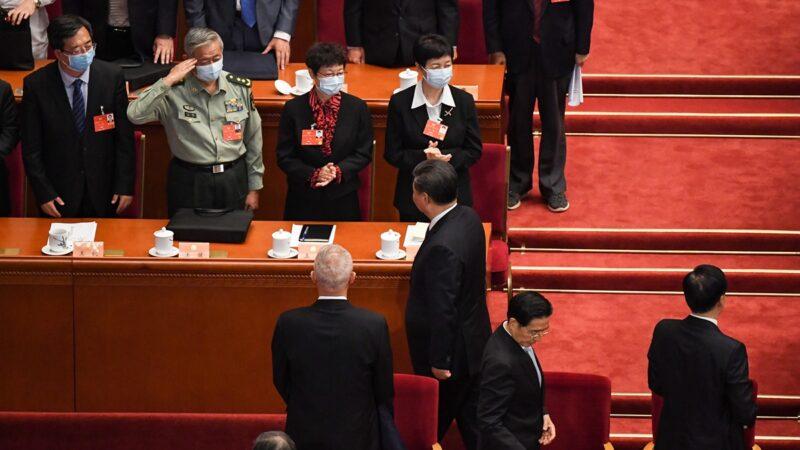 郑中原:北京暗无天日 中南海折腾 反习声惊魂