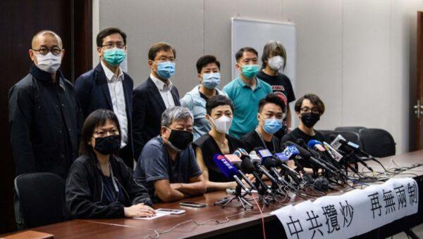 反制港版國安法 民陣號召200萬人救香港