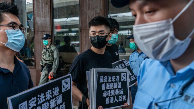 港版國安法點燃抗爭怒火 香港恐再現「六四」