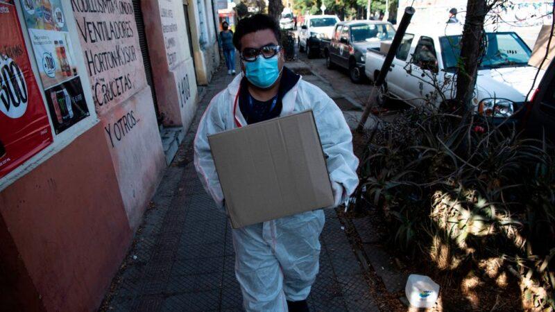 智利醫療體系緊繃 單日近5千人染疫包括2部長