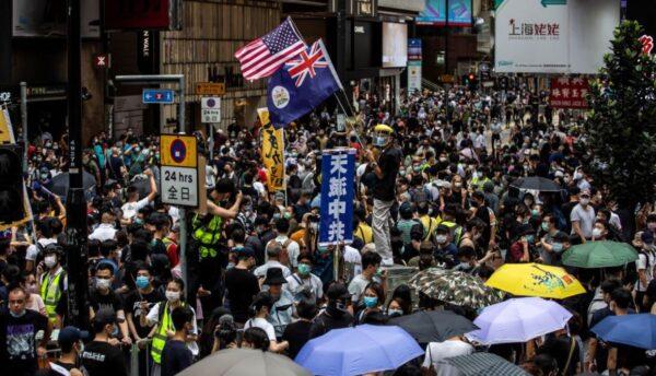 王友群:天灭中共 天佑香港
