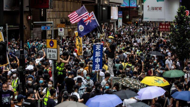 王友群:天滅中共 天佑香港