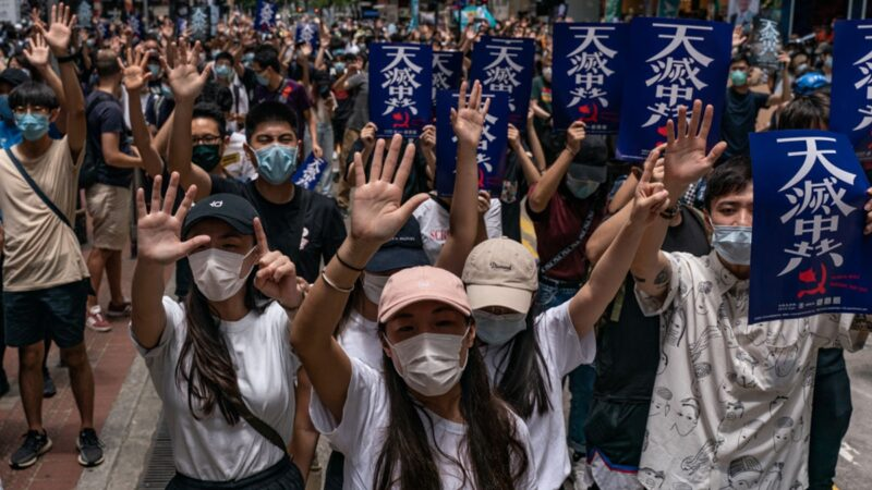李一平:香港大劫难 港人还有一条自救之路!