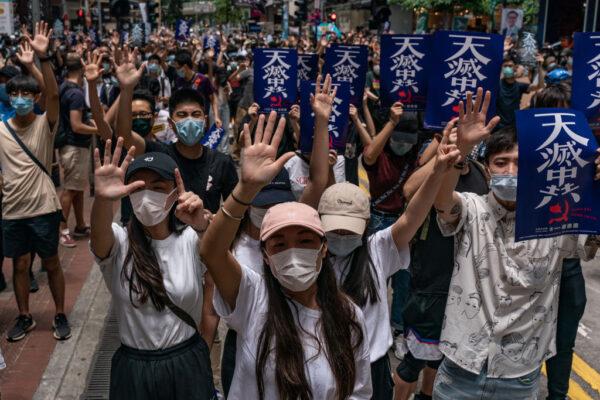 拒絕中共 香港人變賣資產擬移居英國