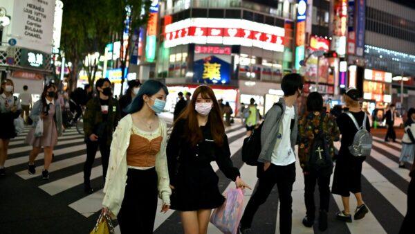 【重播】日本解除国家紧急状态 香港抗议中共强推国安法