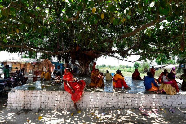 熱浪襲擊 印度西部飆攝氏50度 新德里破10年記錄