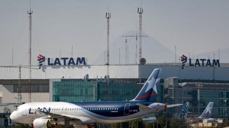 拉美最大航空公司声请破产 股价狂跌35%