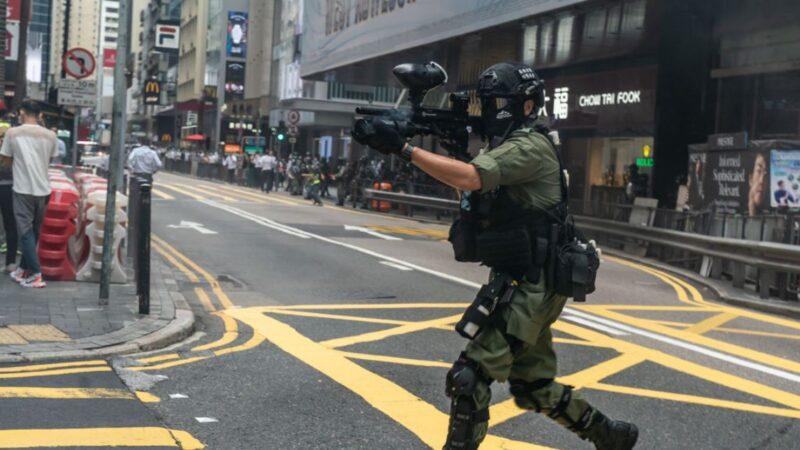 港版国安法刚通过 香港2警察接连离奇猝死