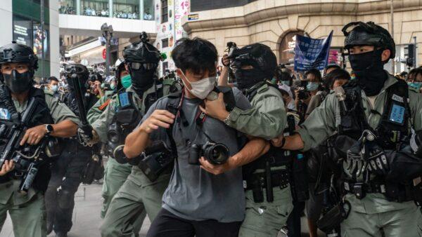 美議員:中共碾壓香港人 美國不會袖手旁觀