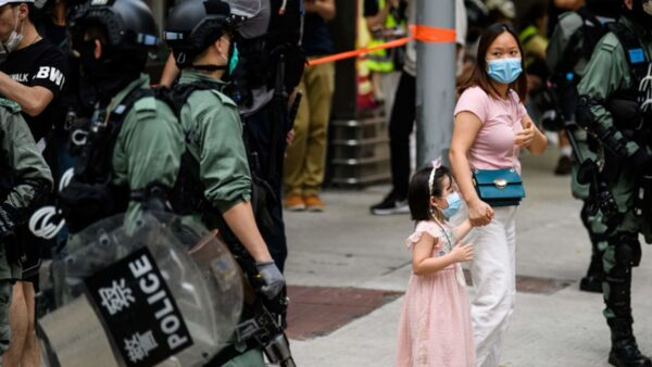 庫德洛:全力助美商撤離中港
