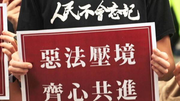 陈光诚:名为国家安全法 实为共党专制法
