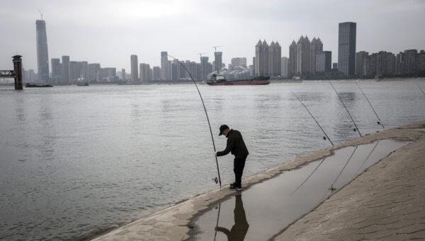 綠色情報員:中國江河「被餵藥」 吞下未知疫劫