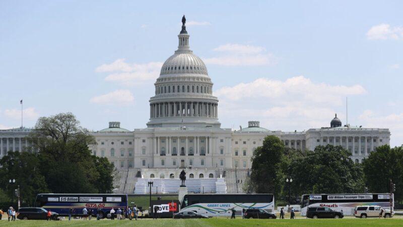 美国强力反击中共 议员透露新制裁法案内容