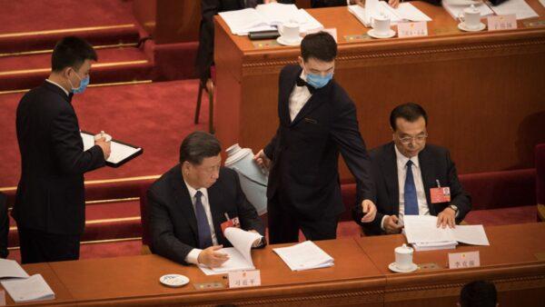 不祥之兆?北京避談GDP 增加軍費和維穩費