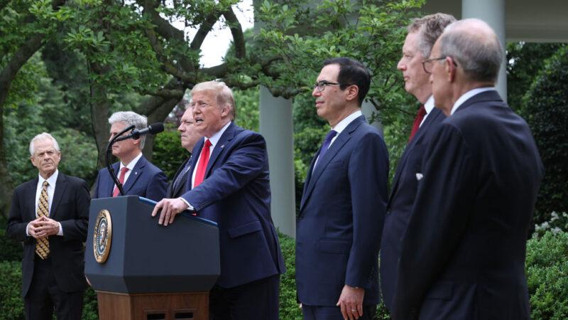 美發制裁第一令 6月1日禁部份中國研究生入境