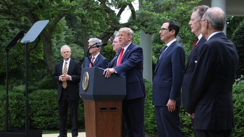 川普總統有關中國問題講話全文(中文翻譯)