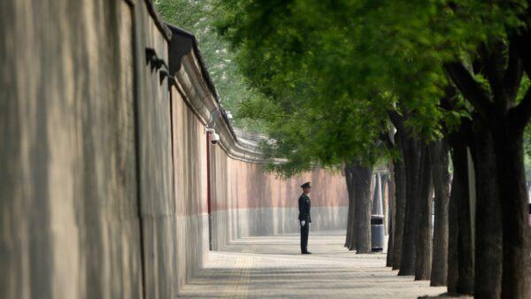 中南海保鏢:現在領導很危險,很少出門跑步